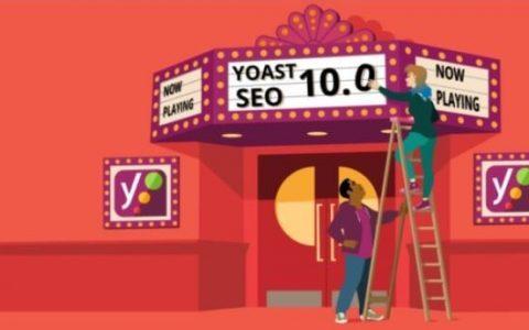Yoast SEO v10.0.1  - 排名第一的WordPress SEO插件+插件