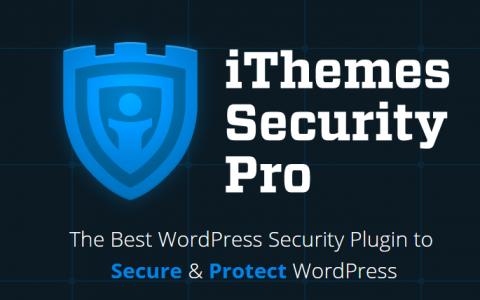 iThemes Security Pro v5.9.4  - 最好的WordPress安全插件