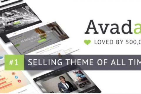 Avada v5.9.1  -  WP高级响应多用途主题