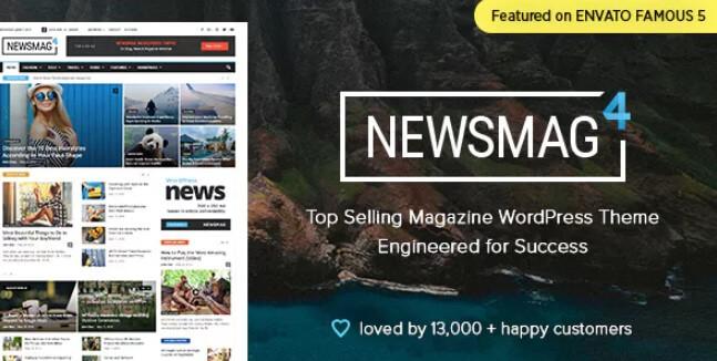 Newsmag  - 新闻杂志报纸
