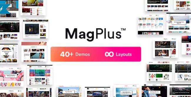 MagPlus  - 博客和杂志WordPress主题