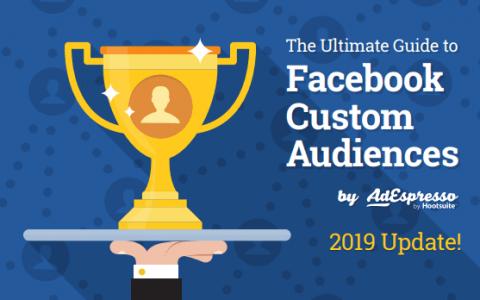 Facebook自定義受眾的終極指南,2019年版| Adespresso
