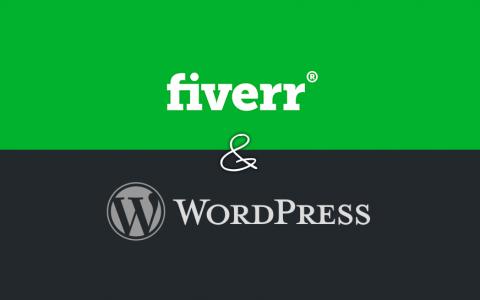 5 Fiverr WordPress演出帮助您建立一个网站
