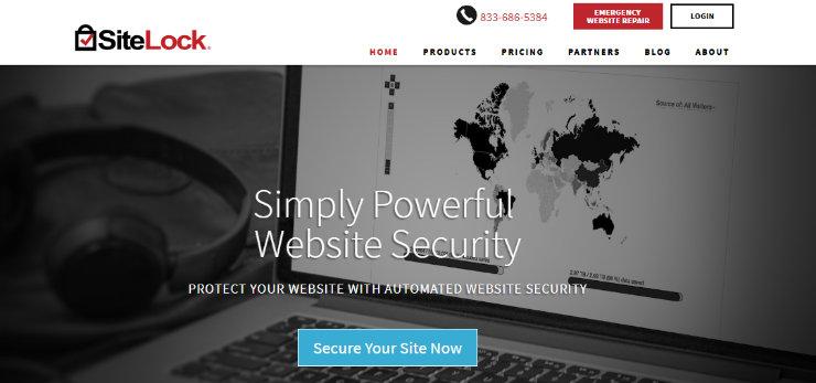 sitelock  -  WordPress的安全,插件
