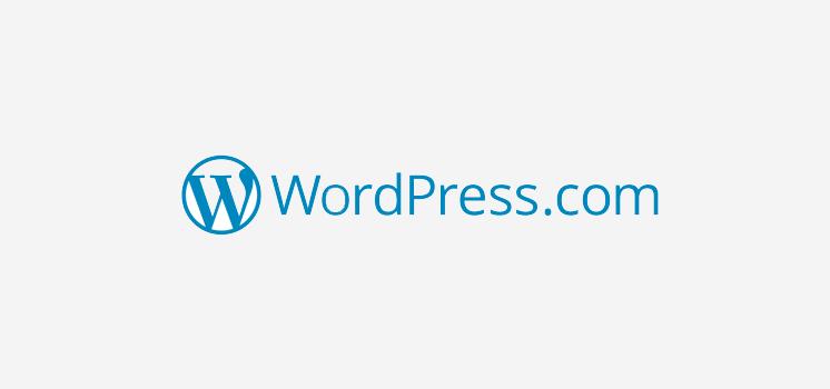 wordpress.com博客平台