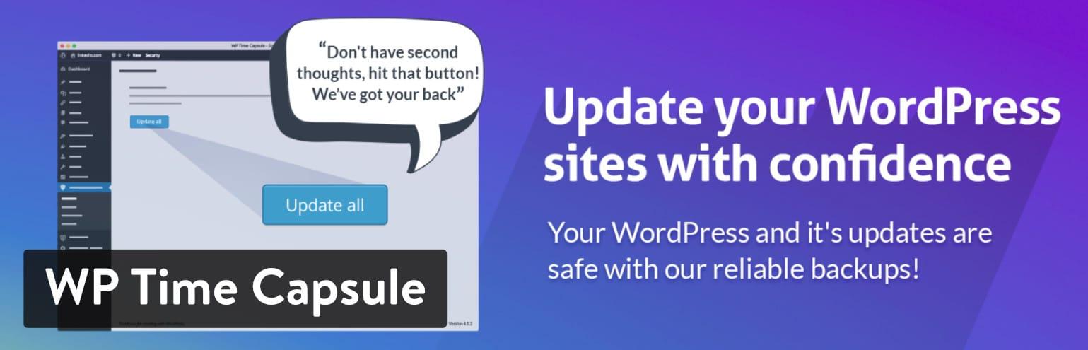 WP Time Capsule WordPress插件