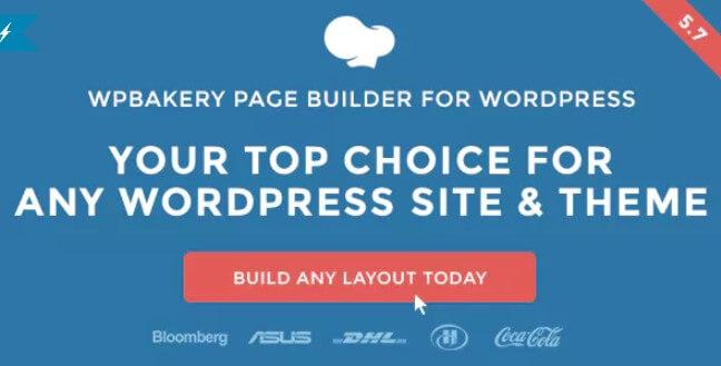WPBakery页面构建器