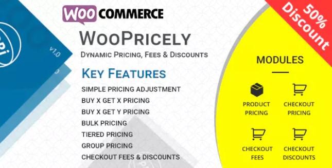 WooPricely  - 动态定价和折扣