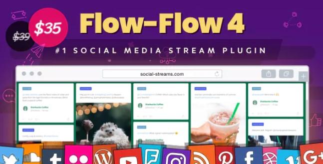 Flow-Flow WordPress插件