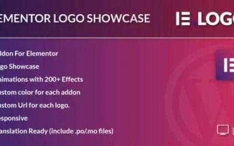 Elementor v1.0的标志展示 - 高级WordPress插件