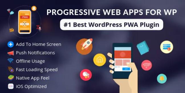 WordPress的渐进式Web应用程序