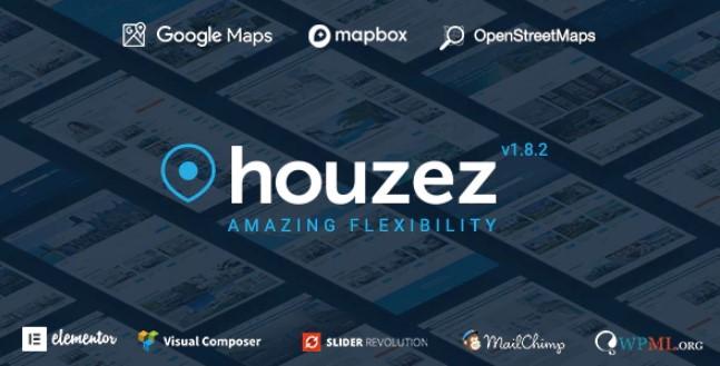 Houzez  - 房地产WordPress主题