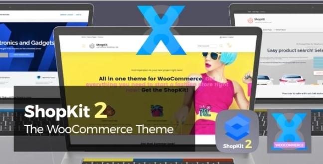 ShopKit  -  WooCommerce主题