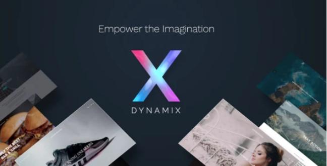 DynamiX  - 商业/企业WordPress主题