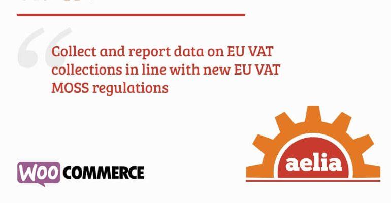 WooCommerce欧盟增值税助理