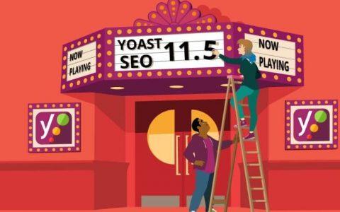 Yoast SEO v11.5  - 排名第一的WordPress SEO插件+附加组件
