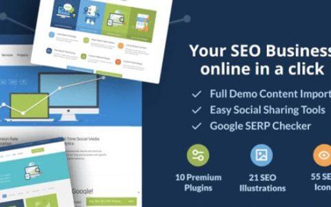 SEOWP v1.9.11  -  SEO和数字代理WordPress主题