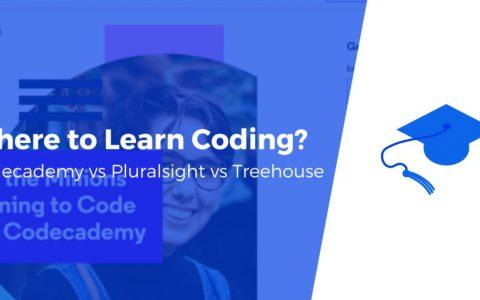 Codecademy vs Pluralsight vs Treehouse:哪个平台适合您?