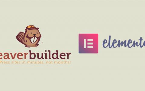 Beaver Builder與Elementor  - 哪個是最好的WordPress頁面構建器?