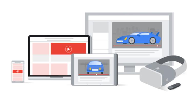 Google推出了具有3D对象的交互式广告