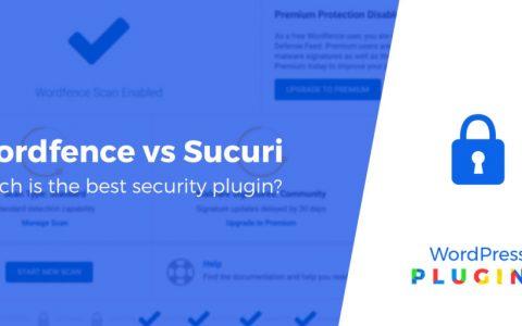 Wordfence vs Sucuri:哪款是最好的免费WordPress安全插件?