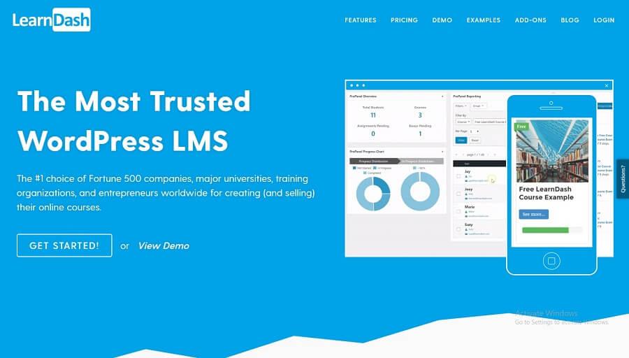 LearnDash WordPress插件