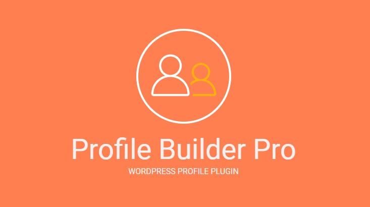 Profile Builder Pro WordPress插件