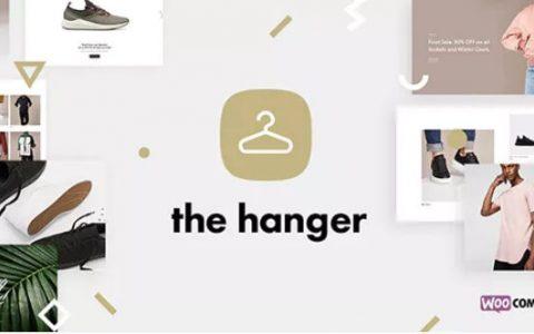 Hanger v1.5.2  - 多功能电子商务WordPress主题