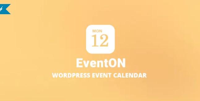 EventOn  -  WordPress事件日历插件