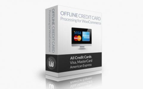 针对WooCommerce v1.7.10的WPLab离线信用卡处理