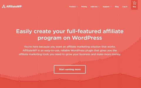 AffiliateWP v2.3  - 联盟营销WordPress插件+插件