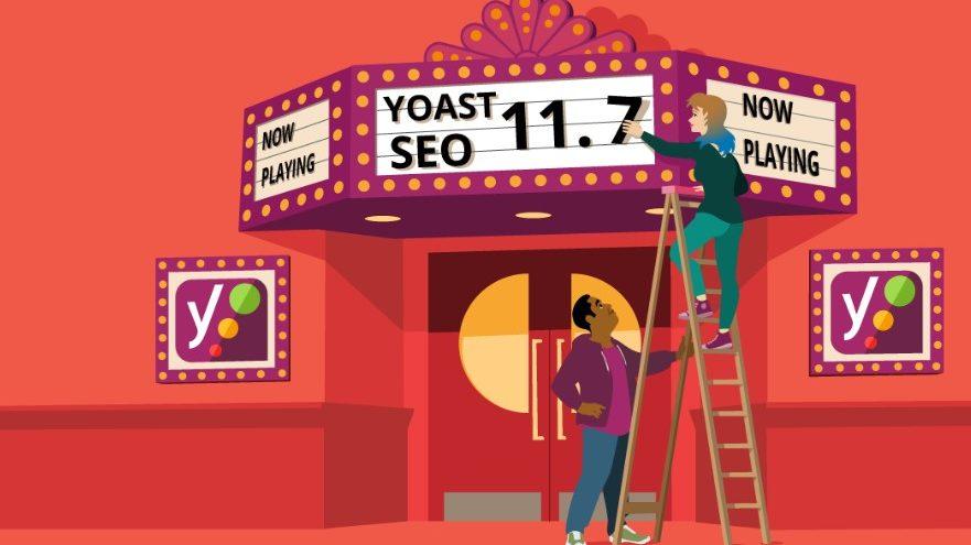 Yoast SEO v11.7  - 排名第一的WordPress SEO插件+附加组件