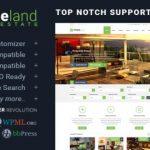 Homeland  -  WordPress的响应式房地产主题