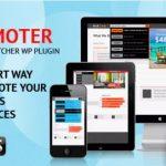 xPromoter  - 顶级酒吧切换器响应WordPress插件