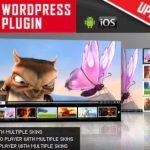 HTML5视频播放器WordPress插件