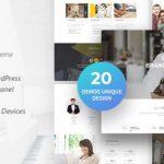 Strix  - 多用途商业和代理商WordPress主题