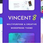 Vincent Eight WordPress主题