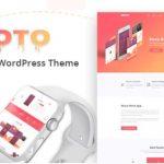 Moto  -  WordPress登陆页面主题