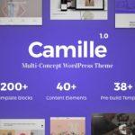 Camille  - 多概念WordPress主题