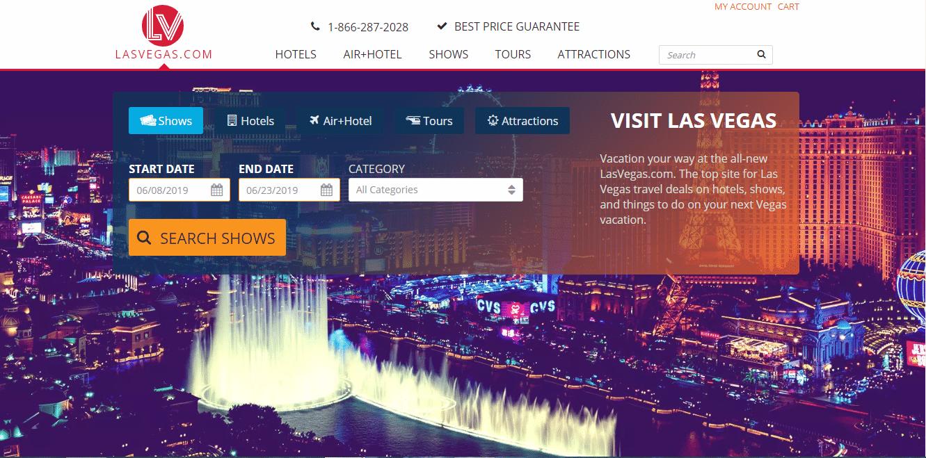 Lasvegas.com域名