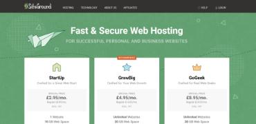 siteground-UK-Web托管