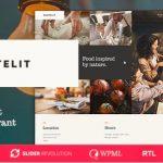 Mantelit  - 餐厅WordPress主题