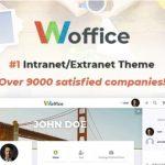 Woffice  - 内联网/外联网WordPress主题
