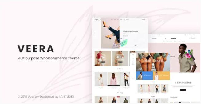 Veera  - 多用途WooCommerce主题