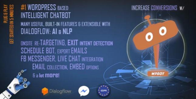 ChatBot for WordPress