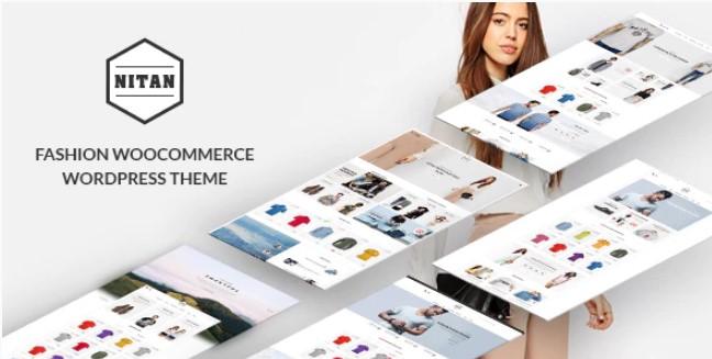 Nitan  - 时尚WooCommerce WordPress主题