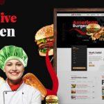 Livekitchen  - 餐厅咖啡厅WordPress主题