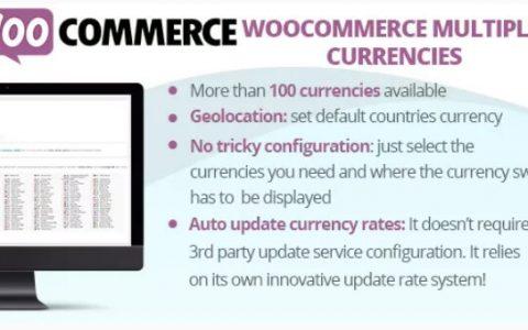 下載 -  WooCommerce多種貨幣v3.5