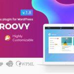 Groovy Mega菜单 - 适用于WordPress的响应式Mega菜单插件