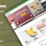 Furnihaus  - 响应家具WooCommerce WordPress主题